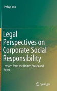 Legal Perspectives on Corporate Social Responsibility