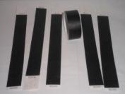 500 BLACK Premium Tyvek Wristbands