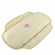 Anti Bacterial Memory Foam Bath Pillow