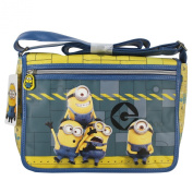 Minions Work Woman Kid Girl Large Crossover Bag Cross Body Shoulder Bag Travel Bag Gift Idea