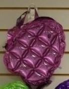 PVC Inflatable Mini Back Pack Mini Bubble Bag 90s Style Fashion Vintage 43