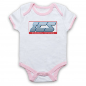 Inspired by Running Man ICS Televison Unofficial Baby Grow