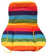 EJY Waterproof Baby Stroller Cushion Stroller Pad Car Seat Pad Colours Thick Mat