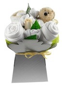 Unisex Baby Clothes Flower Box