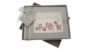 White Cotton Cards Grandma's Boasting Book Photo Album Toys Range