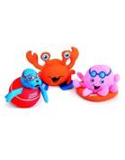 Zoggs Kid's Zoggy Soakers Sponge Toys - Multicolour