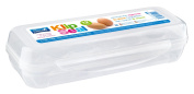 Klip Seal BPA Free 12 Cup Tray Egg Eggs Bacon Fish Plastic Storage Box Container