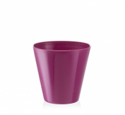 16cm Fiori Estoril Pink Planter Flower Pot Container Orchid Herbs Plant Pot