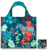 Loqi FO.ZE Shopping Bag Forest Zebra Design