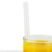 Finishes Touches Party Store Super Clear Smoothie Straws For Smoothies Slush Ice Or Milkshakes