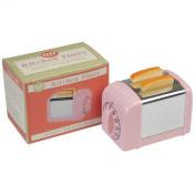 Pink Toaster Kitchen Cooking Timer