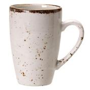 Steelite Craft Quench Mug White 10oz / 280ml | Coffee Cup, Tea Cup, White Mug, Cappuccino Cup, Steelite Cup