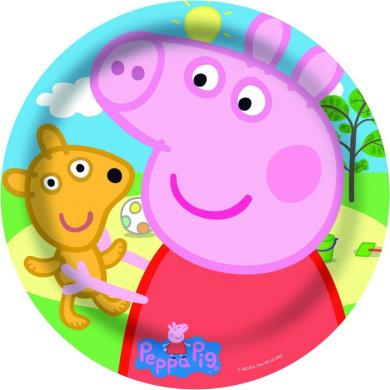 PEPPA PIG Childrens Melamine Plate