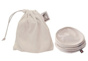 Pop-In Close Reusable Breast Pads with Wash Bag