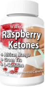 Raspberry Ketones Dr Oz Recommended ! ★Lose Weight ★ Raspberry Ketons 500 mg pure Plus African Mango Green Tea & L-Carnitine 100% Natural, Proven Weight Loss Pill! Natural Weight Loss Diet Pills!!