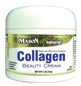 Mason Vitamins Collagen Beauty Cream 100% Pure Pear Scent, 60ml Jars