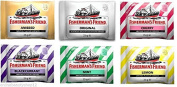 Fisherman's Friend Multi Pack - 6 Different Flavours
