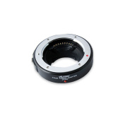 Viltrox JY-43F AF Auto Focus Adapter Ring Metal Mount for 4/3 Lens to Micro M4/3 Mount Camera for Olympus E-PL1 PL2 PL3 E-P1 Panasonic G3 DSLR Camera
