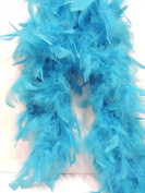 2 YARDS LARGE FEATHER CHANDELLE BOA CRAFT DECORATION (CHOOSE FROM ANY colours)