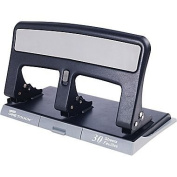 Staples One-Touch Heavy-Duty 3-Hole Punch, 30-Sheet Capacity