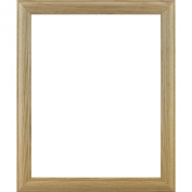 Craig Frames 68RAW Picture Frame, 41cm by 50cm Biltmore Ash Frame Shell, .210cm Wide Unfinished Hardwood