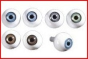 Life Touch Eyes - Acrylic Eye- Blue