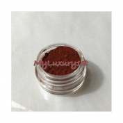 Matte Brick Red Iron Oxide 3 Gramme Jar CP MP Soap Making DIY Pigment Powder Colourant