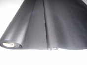 Black 600x300 Denier Pvc-coated Polyester Fabric By the Yard