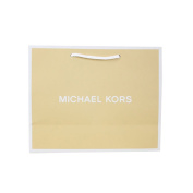 Michael Kors Gift Bag Tan White