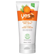 Yes to Carrots Moisturizing Hand Cream [Normal to Dry Skin]