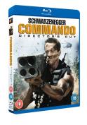 Commando: Director's Cut [Region B] [Blu-ray]