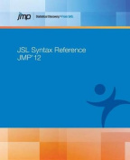 Jmp 12 Jsl Syntax Reference