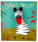 Zebra's Sneeze (Pardon Me!)