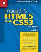 Murachs HTML5 & CSS3