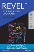 Revel for Social Psychology -- Access Code Card