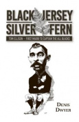 Black Jersey - Silver Fern Tom Ellison