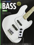 Rockschool Bass Grade 1
