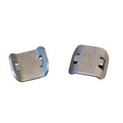 Weld Mount AT-9 Aluminium Wire Tie Mount - Qty. 25