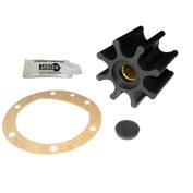Jabsco Impeller Kit - 8 Blade - Nitrile - 5.1cm - 1.4cm Diameter - Spline Drive