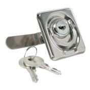 Whitecap Locking Lift Ring - 304 Stainless Steel - 5.1cm - 0.3cm