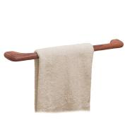 62332 Whitecap Teak Long Towel Bar - 60cm