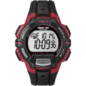 Timex Ironman 30-Lap Rugged Full-Size Watch - Black/Red