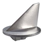 Tecnoseal Trim Tab Anode - Aluminium - Short - Mercury 50HP