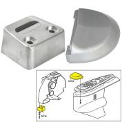 Tecnoseal Anode Kit w/Hardware - Volvo SX - Magnesium