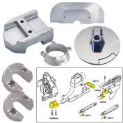 Tecnoseal Anode Kit w/Hardware - Mercury Alpha 1 Gen 2 - Magnesium