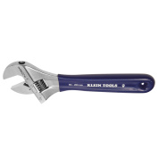 Klein Tools Extra-Wide Jaw 20cm Adjustable Wrench