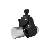 RAM Mount Medium Tough-Claw w/2.5cm Diameter Rubber Ball
