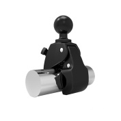 RAM Mount Medium Tough-Claw w/3.8cm Diameter Rubber Ball