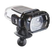 RAM Mount Garmin VIRB Dive Case Adapter w/2.5cm Ball