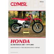 Clymer Honda XL/XR/TLR 125-200